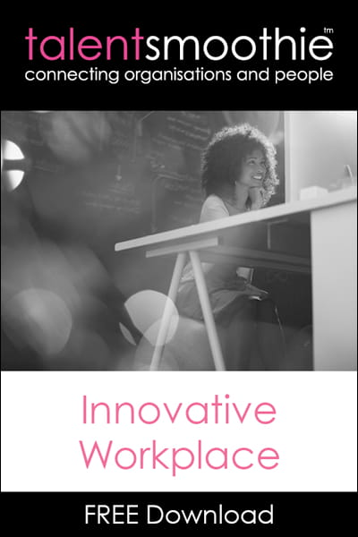 innovative workplace PDF cover image talentsmoothie