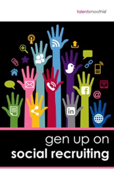 gen up social recruiting PDF cover image talentsmoothie