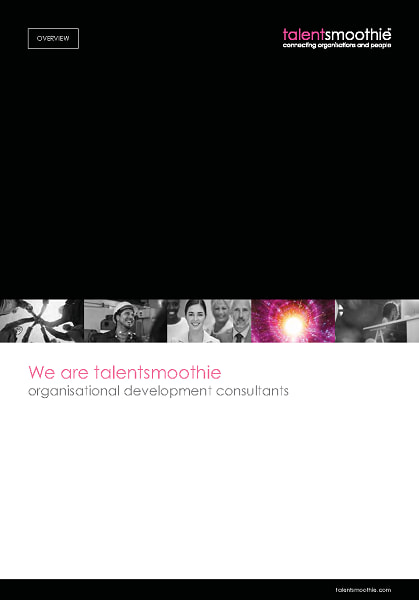 talentsmoothie overview cover image