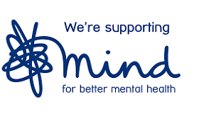 talentsmoothie are supporting Mind, this is the Mind logo
